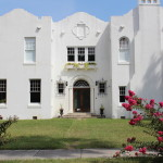 Historic  Marion E. Quina House - Built 1922