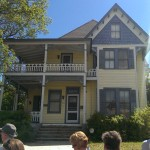HIstoric George Rees House - Built 1884