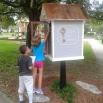Little Free Library in Alabama Square
