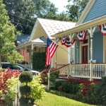 Patriotism in North Hill