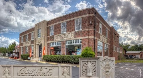 Historic CocaCola Building