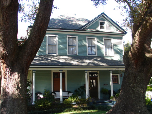 Historic F.E. Bruce House - Built 1906