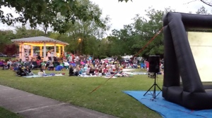 Cinema on the Green –