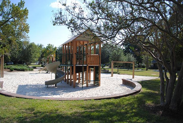 Alabama Square Playground