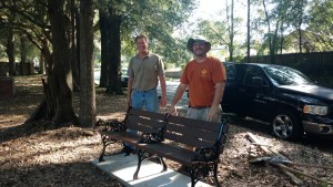 Jeff Dearth & Scott Fisher, our installation team